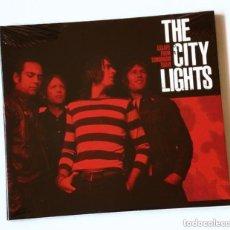 CDs de Música: THE CITY LIGHTS ESCAPE FROM TOMORROW TODAY (BITTERSWEET REC, 2004) MOD POWER POP PUNK GARAGE ROCK. Lote 245647085