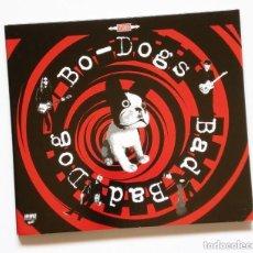 CDs de Música: CD - BO-DOGS BAD BAD DOG! (LOW IMPACT 2014) GARAGE ROCK SUECO, ESCANDINAVO, POWER POP, PUNK. Lote 172901502