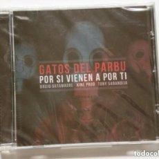 CDs de Música: CD: GATOS DEL PARBU - POR SI VIENEN A POR TI - (HIP HOP) -. Lote 172901900