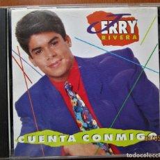 CDs de Música: JERRY RIVERA - CUENTA CONMIGO - CD. Lote 172919358