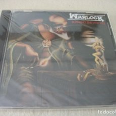 CDs de Música: CD DE WARLOCK , BURNING THE WITCHES , PRECINTADO. Lote 172935750