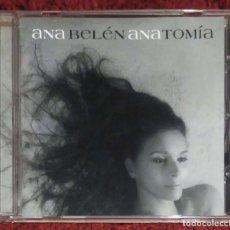 CDs de Música: ANA BELEN (ANATOMIA) CD 2007. Lote 172951895