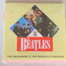 CDs de Música: THE BEATLES - THE BEGINNING & THE MIDDLE & FOREVER - 3 CD. Lote 172983849