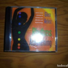 CDs de Música: GLEN VELEZ. RHYTHMS OF AWAKENING. SOUNDS TRUE, 2005. CD. IMPECABLE (#). Lote 172991218