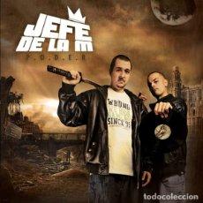 CDs de Música: JEFE DE LA M - P.O.D.E.R.. Lote 172998787