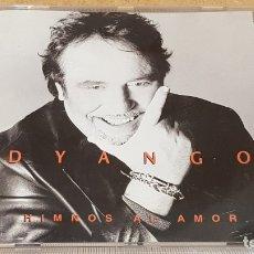 CDs de Música: DYANGO / HIMNOS AL AMOR / CD - HORUS-2001 / 10 TEMAS / CALIDAD LUJO.. Lote 172999092