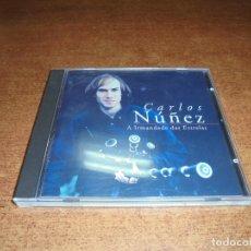 CDs de Música: CD. CARLOS NÚÑEZ. A HEMANDADE DAS ESTRELAS.. Lote 173002683