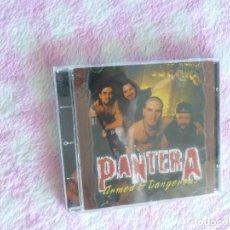 CDs de Música: PANTERA ARMED & DANGEROUS DONINGTON 1994 CD EXC. Lote 173002812