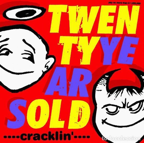 TWENTYEARSOLD - CRACKLIN' (Música - CD's Rock)