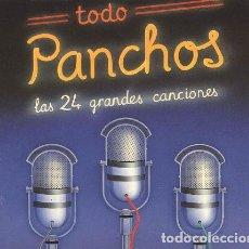 CDs de Música: TODO PANCHOS. LAS 24 GRANDES CANCIONES. ALBUM CD CBS 1990. Lote 173011600