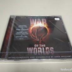 CDs de Música: JJ- WAR OF THE WORLDS CD BSO PRECINTADO STOCK TIENDA CD COLECCIONISTAS!!. Lote 173073484