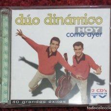 CDs de Música: DUO DINAMICO (HOY COMO AYER) 2 CD'S 1996. Lote 173082365