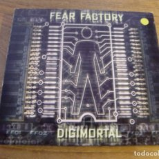 CDs de Música: FEAR FACTORY - DIGIMORTAL (CD, ALBUM, DIG) . Lote 173082399