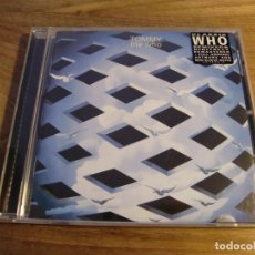 CDs de Música: THE WHO - TOMMY (CD, ALBUM, RE, RM) . Lote 173086503
