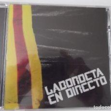 CDs de Música: JOSE ANTONIO LABORDETA - EN DIRECTO. Lote 173108273