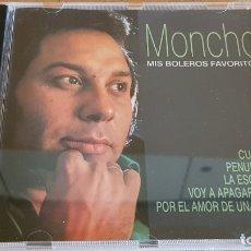 CDs de Música: MONCHO / MIS BOLEROS FAVORITOS / CD - HELIX-1999 / 15 TEMAS / CALIDAD LUJO.. Lote 173130328