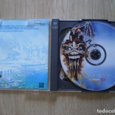 CDs de Música: DOBLE CD. IRON MAIDEN. SEVENTH SON OF A SEVENTH SON. + BONUS CD. LIBRETO. . Lote 173135967