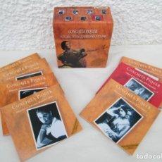 CDs de Música: CONCHITA PIQUER. INTEGRAL DE SUS GRABACIONES 1922-1949. CONTIENE 7 CD´S Y UN LIBRILLO. 2000. Lote 173141214