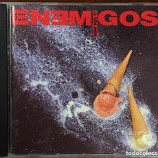 CDs de Música: LOS ENEMIGOS. LA VIDA MATA. CD.. Lote 173174124
