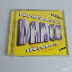CDs de Música: LAS MEJORES CANCIONES DANCE DEL SIGLO XX CD 8. Lote 173190577