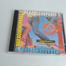 CDs de Música: PARAQUENOPARES . 2 CD. Lote 173191519