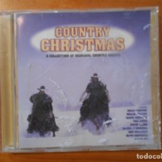 CDs de Música: CD COUNTRY CHRISTMAS - DOLLY PARTON, WILLIE NELSON, NANCI GRIFFITH, THE JUDDS... (X3). Lote 173196608