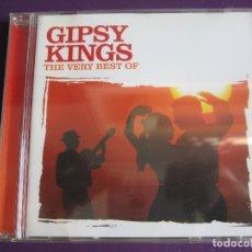 CDs de Música: GIPSY KINGS CD SONY PRECINTADO - 20 GRANDES EXITOS - RUMBAS POP - RUMBA CATALANA . Lote 173202602