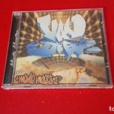 CDs de Música: VAN DEEP - MENTE MAESTRA - 2000 - DESCATALOGADO ¡MUY BUSCADO!. Lote 173209607