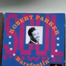 CDs de Música: ROBERT PARKER – BAREFOOTIN'. Lote 173243869