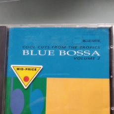 CDs de Música: VARIOUS – BLUE BOSSA (COOL CUTS FROM THE TROPICS - VOLUME 2). Lote 173244404