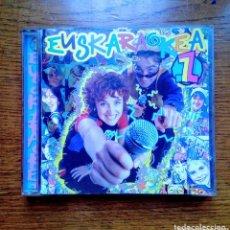 CDs de Música: EUSKARAOKEA 1 - IZ, 1996. EUSKAL HERRIA.. Lote 173254213