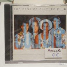 CDs de Música: CD NUEVO PRECINTADO - THE BEST OF CULTURE CLUB. Lote 173274915