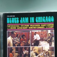 CDs de Música: BLUES JAM IN CHICAGO - VOLUME ONE. Lote 173282612