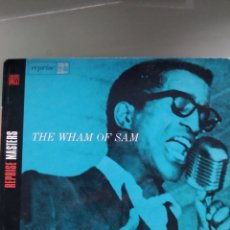 CDs de Música: SAMMY DAVIS JR.– THE WHAM OF SAM. Lote 173285530