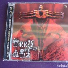 CDs de Música: TORRES DE AVILA DOBLE CD BIT PROGRESSIVE 1998 - ELECTRONICA HOUSE TECHNO - 25 TEMAS. Lote 173340468