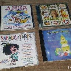 CDs de Música: CDS - MUSICA INFANTIL Y NAVIDAD. Lote 173355867