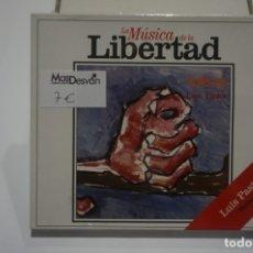 CDs de Música: CD NUEVO PRECINTADO - LUIS PASTOR / VALLECAS. Lote 173367849