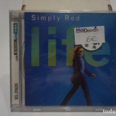 CDs de Música: CD NUEVO PRECINTADO - SIMPLY RED / LIFE. Lote 173372487