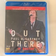 CDs de Música: PAUL MCCARTNEY - OUT THERE IN BOSTON - 1 BLU-RAY, BOSTON 2013. Lote 173379617