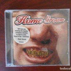 CDs de Música: CD HOME GROWN - KINGS OF POP (Y3). Lote 173383857