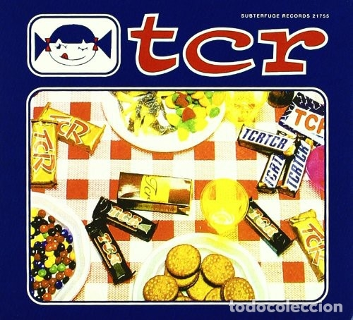 TCR - TCR - DIGIPAK (Música - CD's Pop)