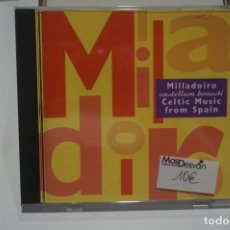 CDs de Música: CD - MILLADOIRO CASTELLUM BONESTI / CELTIC MUSIC FROM SPAIN. Lote 173388605