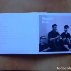 CDs de Música: CD GINESTA ( 2018 ) NEIX - MUSICA EN CATALAN. Lote 173393325