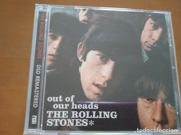 THE ROLLING STONES OUT OF CD (Música - CD's Rock)