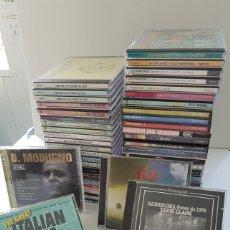 CDs de Música: 54 CDS DE MÚSICA VARIADA. Lote 173401822