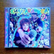 CDs de Música: EUSKARAOKEA 2 - ELKAR, 1996. EUSKAL HERRIA.. Lote 173426057