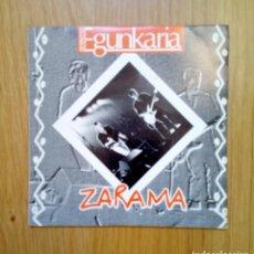 CDs de Música: EGUNKARIA - ZARAMA, ELKAR, 1995. EUSKAL HERRIA.. Lote 173426419
