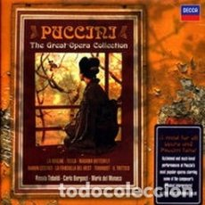 CDs de Música: PUCCINI. THE GREAT OPERA COLLECTION. Lote 173438567