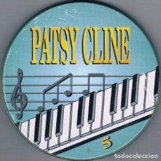 CDs de Música: PATSY CLINE * CD * LATA METÁLICA PRECINTADA * ULTRARARE * EDICIÓN PORTUGUESA. Lote 173452285
