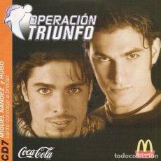 CDs de Música: MIGUEL NÁNDEZ Y HUGO *? CD SINGLE * VENTE CONMIGO A BRINDAR * RARE * PRECINTADO!!. Lote 173465075